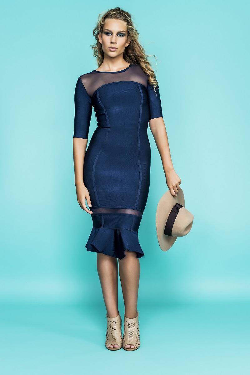 Una dress 16SS-UNA-D1-6607